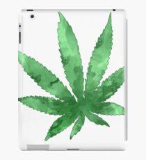 Legal Marijuana Art iPad Case/Skin