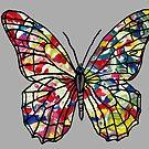 Butterfly  by Juhan Rodrik