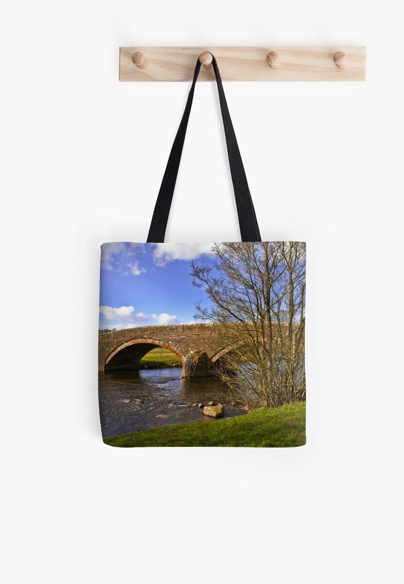 Bridge over River Ehen by KaiserSoser
