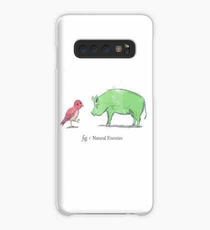 Natural Enemies Case/Skin for Samsung Galaxy