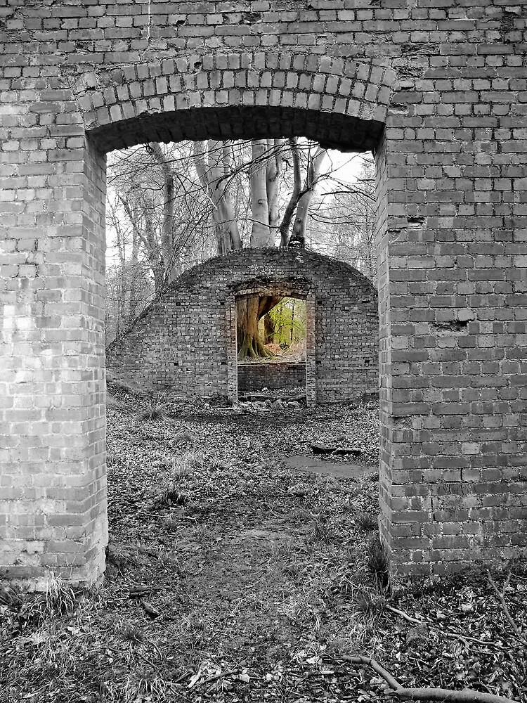 Doorways by elmar rubio
