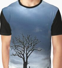 Cold Tree Graphic T-Shirt