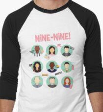 Brooklyn Nine-Nine Squad Men's Baseball ¾ T-Shirt