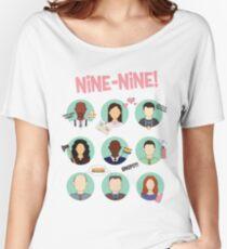 Brooklyn Nine-Nine Squad Women's Relaxed Fit T-Shirt