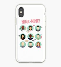 Brooklyn Nine-Nine Squad iPhone Case