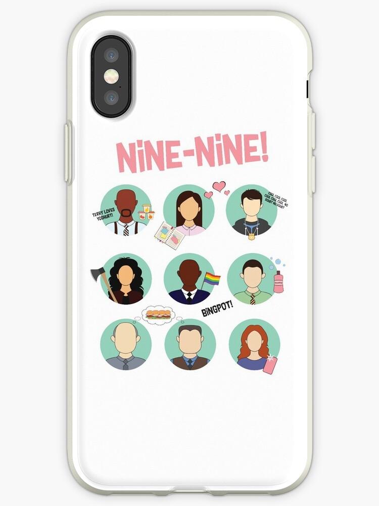 brooklyn nine nine phone case iphone 8