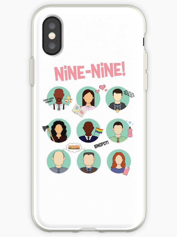 coque iphone 8 nine