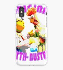 original mythbusters iPhone Case