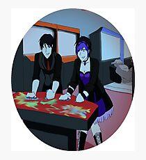 Arcade Time Photographic Print
