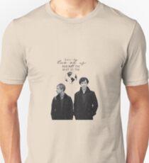 51. JohnLock quote Unisex T-Shirt