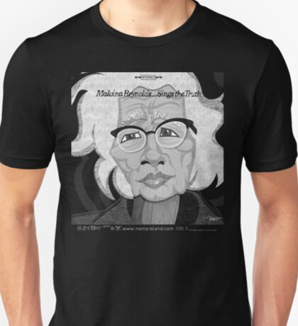 MALVINA REYNOLDS SINGS THE TRUTH T-Shirt