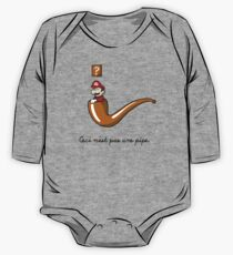 This is Not a Pipe One Piece - Long Sleeve