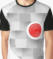 Abstract Illusion Graphic T-Shirt