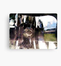 Headlight Canvas Print