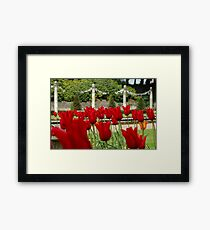 Compton Acres 3 Framed Print