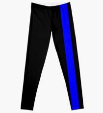 The Thin Blue Line Leggings