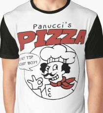 Panucci's Pizzas : Inspired by Futurama Graphic T-Shirt