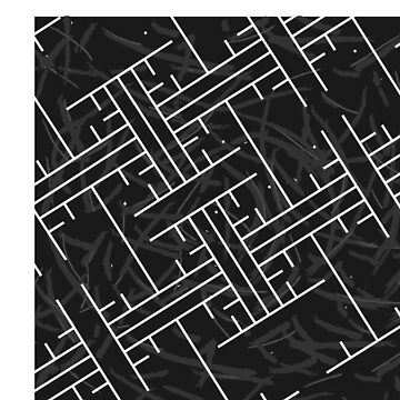 White Maze by runcatrun