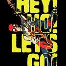 Hey Ho by butcherbilly