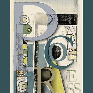 Typographical composition: Process by zern