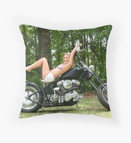 Fun Shoot Throw Pillow