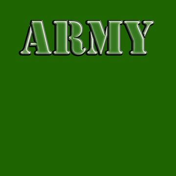 Army, Soldier, War, Infantry, Conflict, Warrior, Grunt, fighter, fighting force by TOMSREDBUBBLE