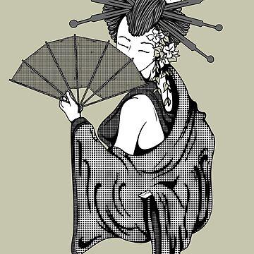 Vecta Geisha 6 by VectaSelecta