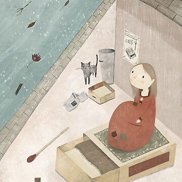 The Little Match Girl by Judith-Loske