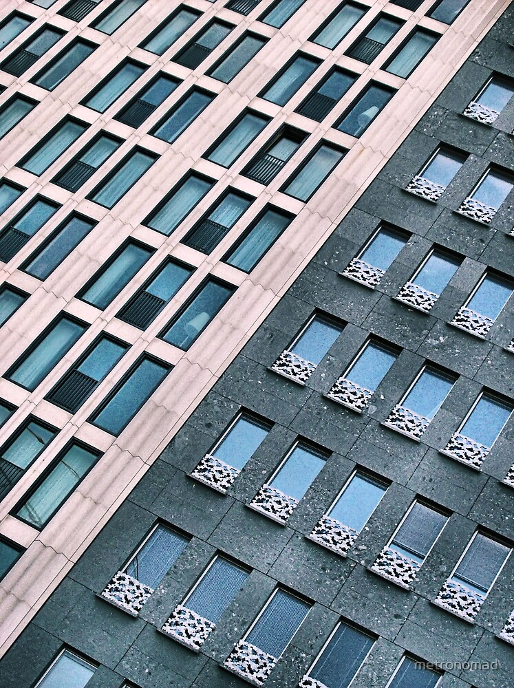 Windows by metronomad
