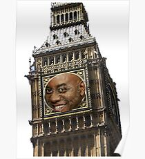 Póster Big Ainsley