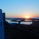 New Jersey Sunrise by ctheworld