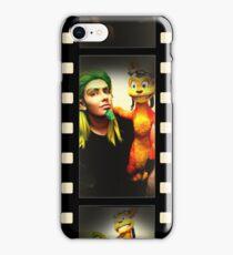 Jak and Dax Filmstrip 1 iPhone Case/Skin
