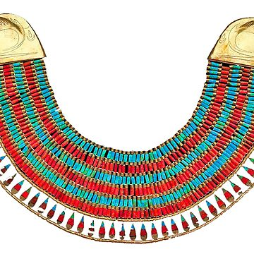 Egyptian Falcon Beads by CRWPROD
