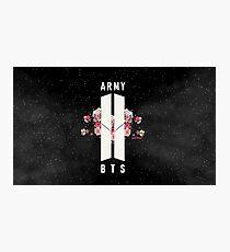 BTS&ARMY: Beyond The Scene (Night Version) Photographic Print