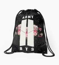 BTS&ARMY: Beyond The Scene (Night Version) Drawstring Bag