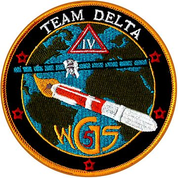 WGS-5 Launch Team Logo by Quatrosales