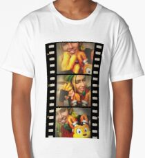 Jak and Dax Filmstrip 2 Long T-Shirt