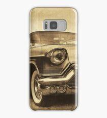 1957 Cadillac, vintage Samsung Galaxy Case/Skin