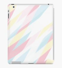 BRUSH STROKES SUMMER 2017 iPad Case/Skin