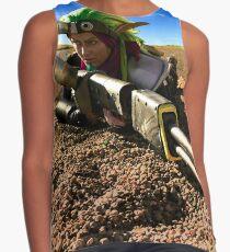 Jak in the Desert Contrast Tank