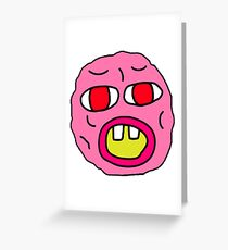 Cherry Bomb Greeting Card