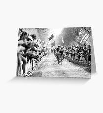 Fabian Cancellara. (Trek-Segafredo) Greeting Card