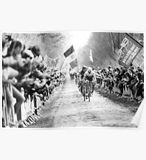 Fabian Cancellara. (Trek-Segafredo) Poster