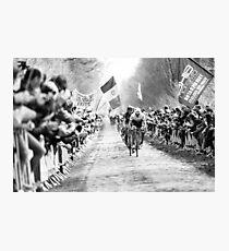 Fabian Cancellara. (Trek-Segafredo) Photographic Print