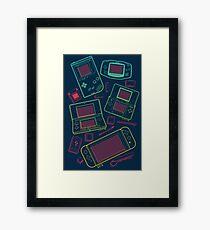 Handheld Legacy Framed Print