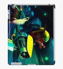 Jak Zoomer iPad Case/Skin