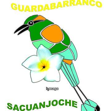 GUARDABARRANCO by mago