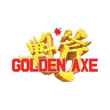 Golden Axe by KeiranFoley