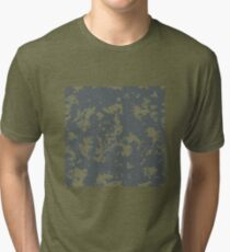 Grunge pattern Tri-blend T-Shirt