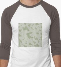 Grunge pattern Men's Baseball ¾ T-Shirt
